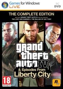 ดาวน์โหลดเกม Grand Theft Auto IV GTA IV Free Download