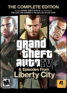 ดาวน์โหลด Grand Theft Auto IV - The Complete Edition